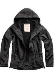 Bunda Windbreaker Ladies Zippe