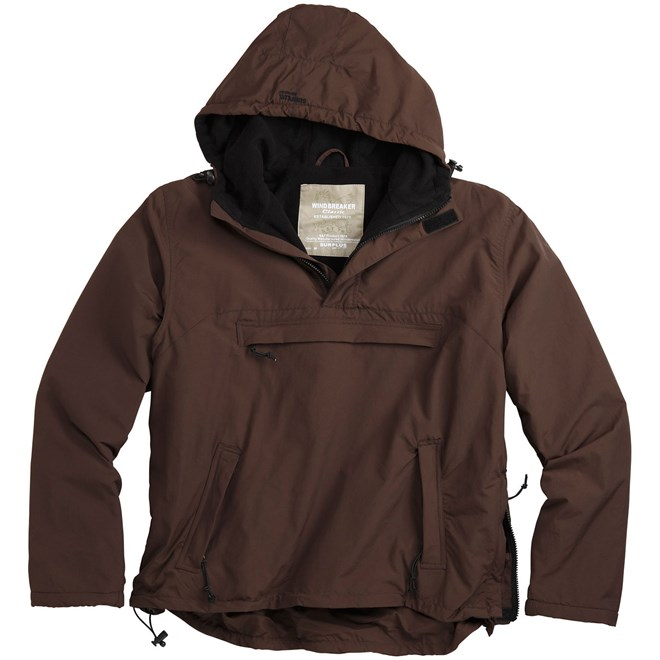 Bunda Windbreaker