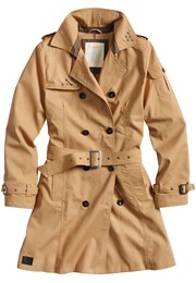 Kabát Trenchcoat Women