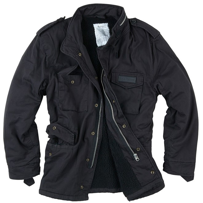 Bunda Paratrooper Winter Jacket